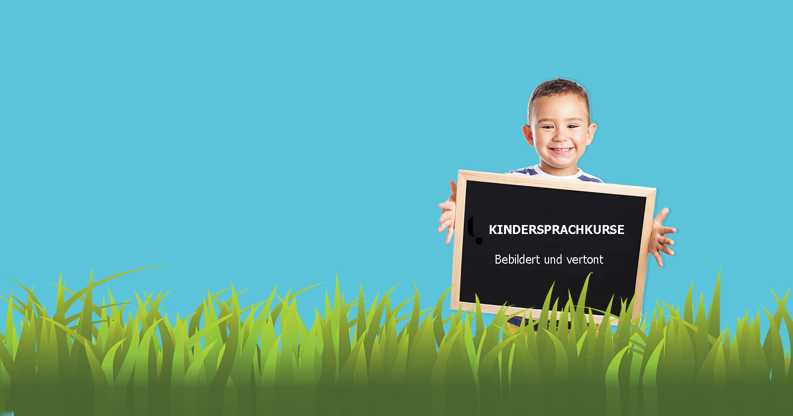Sprachkurse für Kinder